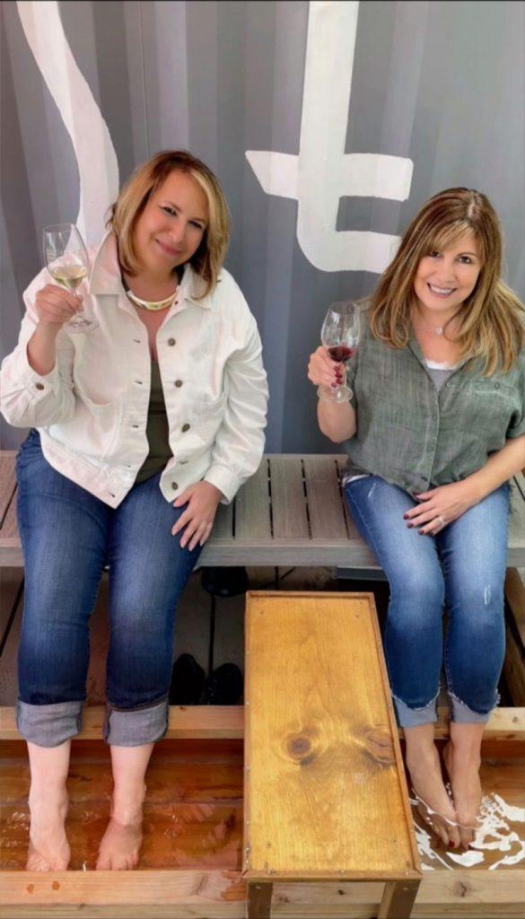 Wine tasting Fairfield, California WhereGalsWander.com Suisun Valley